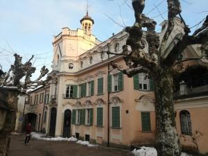 Casa Camuzzi di Montagnola