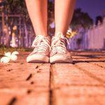 GROUNDING: l'esperienza di essere nei piedi